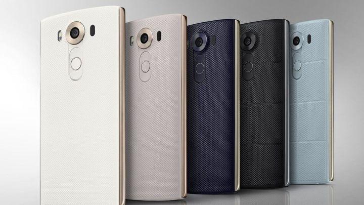 lg v10 720x405 - LG anuncia V10, smartphone com 2 telas e 3 câmeras