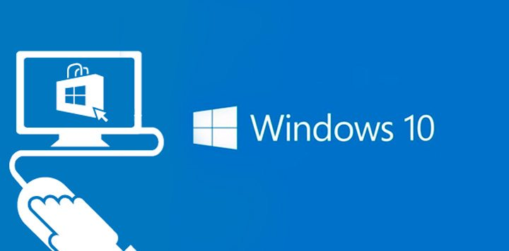 Loja de apps do Windows 10