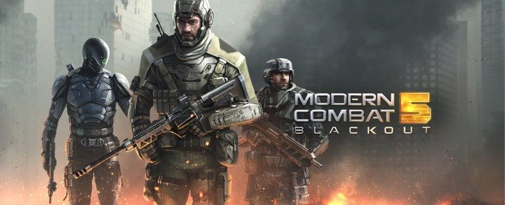 moderncombat5 blackout 720x293 - Game Review: Modern Combat 5 (iOS/Android)