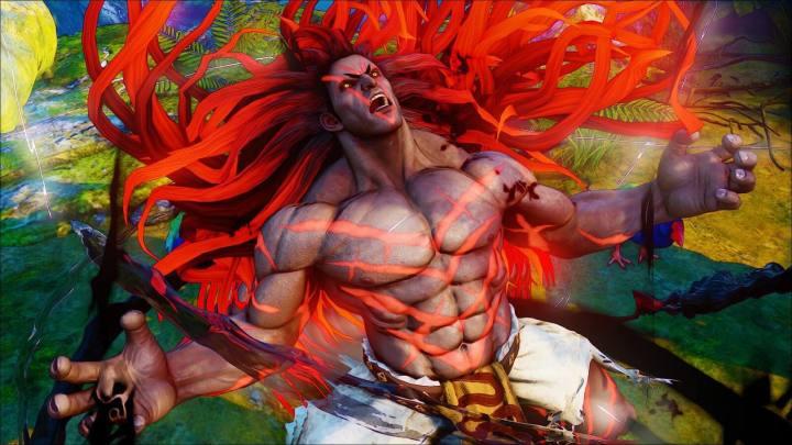 Necalli Street Fighter V-