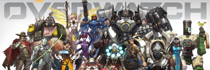overwatch heris 720x240 - Blizzard fará primeiro stream oficial de Overwatch