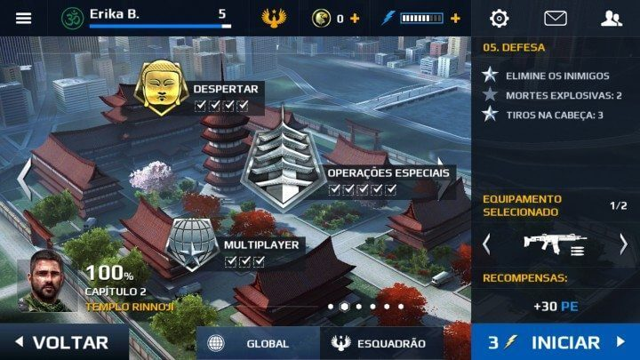 screenshot 2015 10 18 18 39 32 720x405 - Game Review: Modern Combat 5 (iOS/Android)