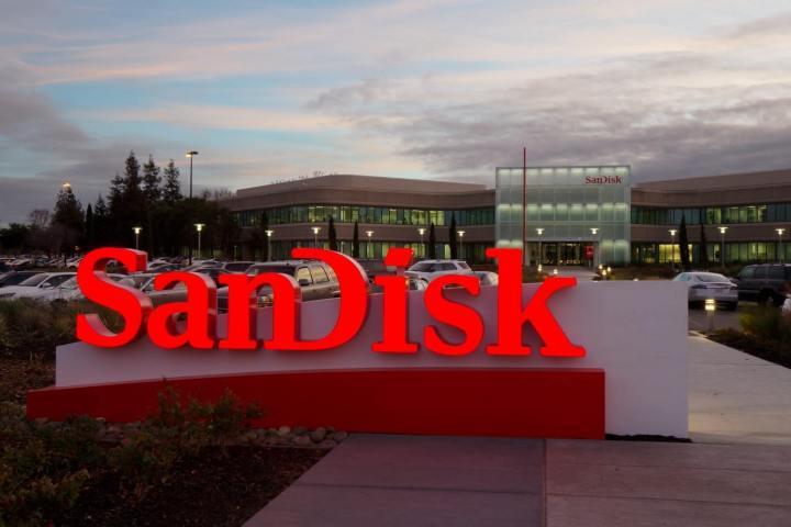 Buscando competitividade, SanDisk pode estar negociando sua venda 7