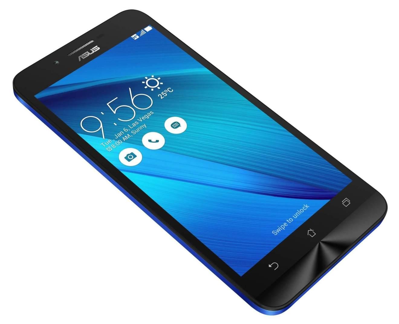 zc500tg blue  10 - Asus lança Zenfone GO, substituto do Zenfone 5