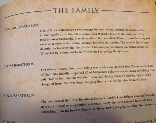 Morte de Stannis
