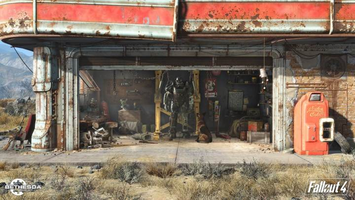 fallout 4 720x405 - Fallout 4: Bethesda lança trailer oficial e aplicativo