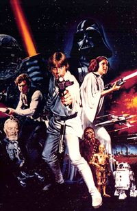 Star Wars - Uma nova esperança (1977)
