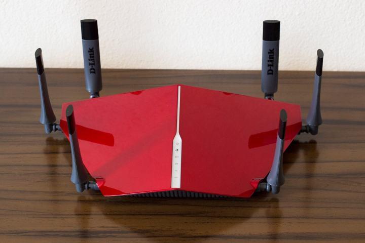 roteador 0006 d link ac3200 ultra dir 890 2 720x480 - Review D-Link AC3200 Ultra (DIR-890L)