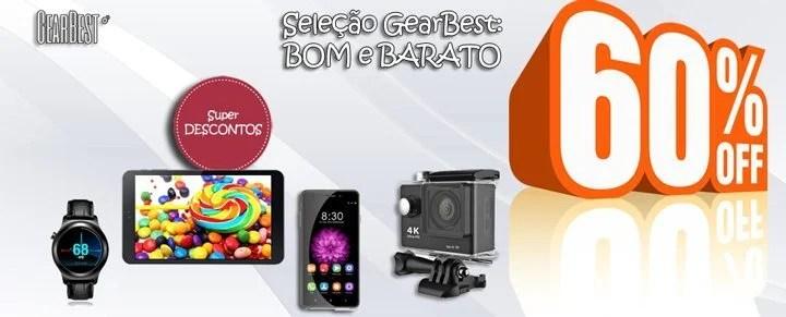 """selecao gear best 720x291 - """"Seleção GearBest: bom e barato"""" smartphones e tablets até 60% OFF"""