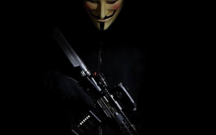 smt anonymous p1 720x450 - Anonymous anuncia os primeiros resultados da ação contra o EI