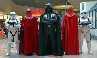 star wars cosplay - Fantasias serão permitidas em Star Wars: O Despertar da Força