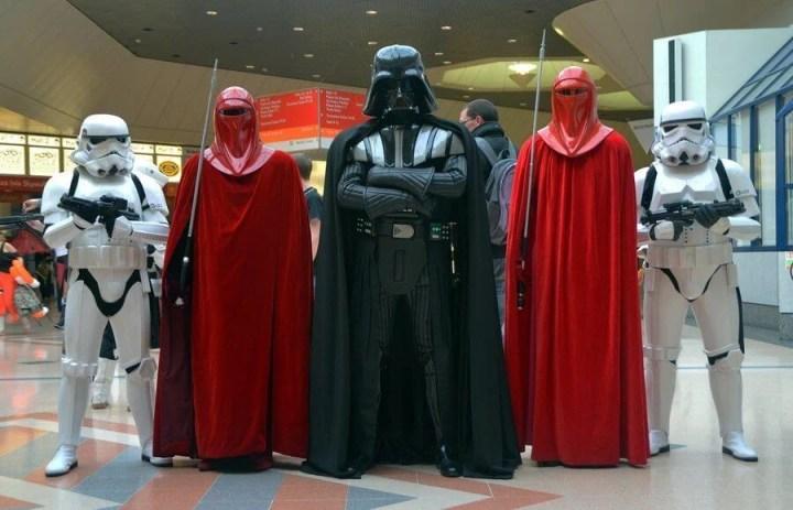 star wars cosplay 720x463 - Fantasias serão permitidas em Star Wars: O Despertar da Força