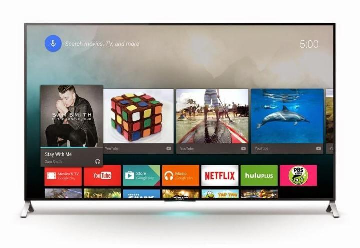 android tv 1 720x496 - Qual é o melhor sistema de Smart TV: Android TV, webOS ou Tizen?