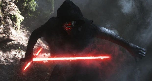 """kylo ren - Crítica: """"Star Wars: O despertar da Força"""" é o filme mais honesto da saga até agora"""