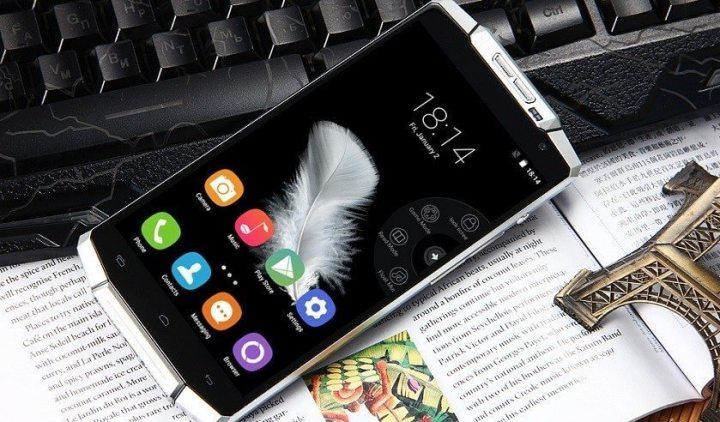oukitel k10000 720x422 - Oukitel K10000, o smartphone com bateria que dura 15 dias