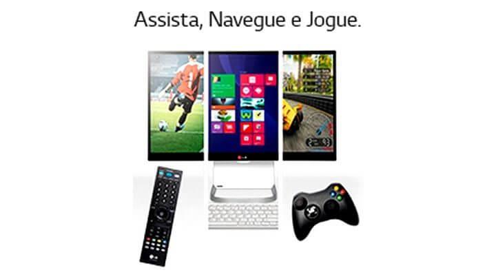 smt allinonelg p5 720x405 - Review: conheça o PC All-in-One da LG (All in One 27v750)