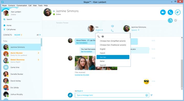 smt skypetranslator p2 720x395 - Skype Translator anuncia suporte para Português do Brasil
