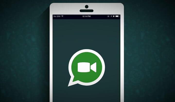 whatsapp videochamadas 720x420 - WhatsApp deve ganhar suporte a chamadas de vídeo em breve