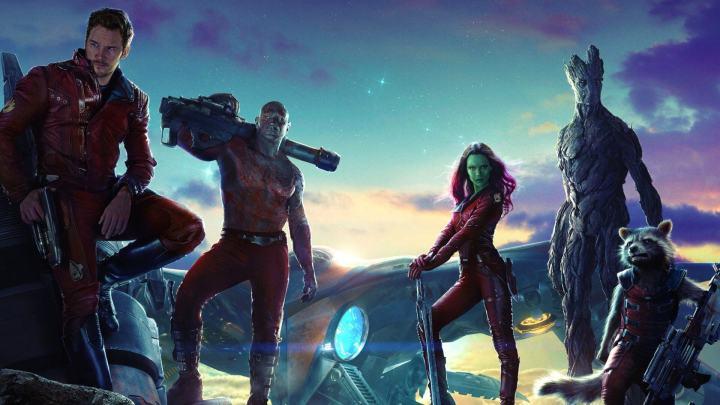 guardioes da galaxia 720x405 - Guardiões da Galáxia 2 terá um dos personagens mais estranhos da Marvel