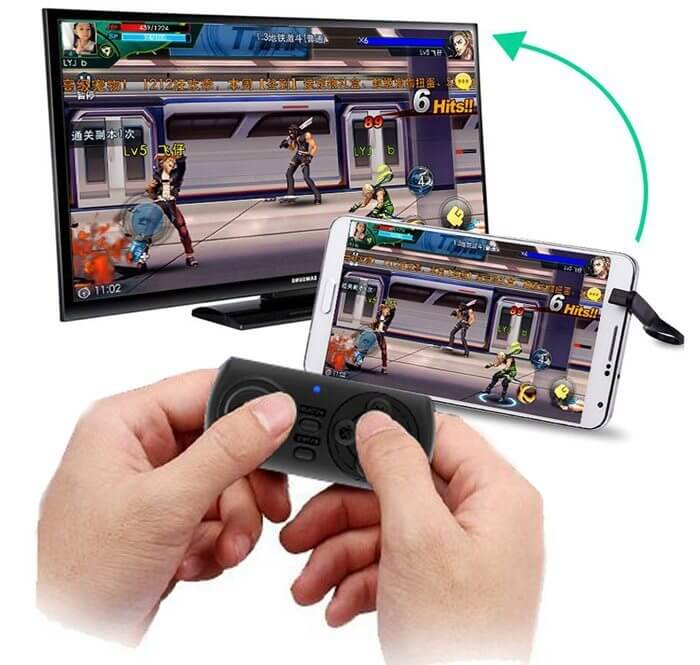 mini controle smartphone - 10 itens por menos de US$ 5 na GearBest que irão facilitar sua vida