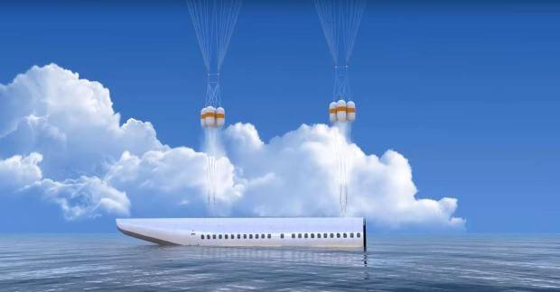 plane6 - Esse paraquedas para avião pode salvar muitas vidas