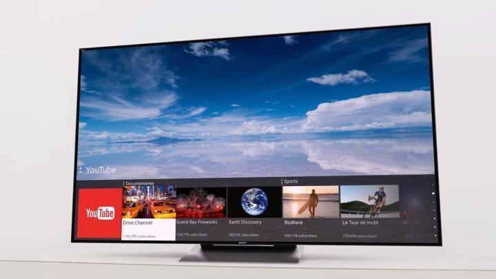 sony smarttv 720x405 - CES 2016: Sony anuncia novidades para TVs, áudio e câmeras