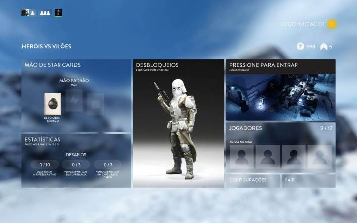starwarsbattlefront modos multiplayer herois viloes 720x450 - Game Review: Star Wars Battlefront
