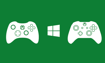 xbox 01 - Tutorial: Aprenda a utilizar joysticks do Xbox 360 no Xbox One com o Windows 10