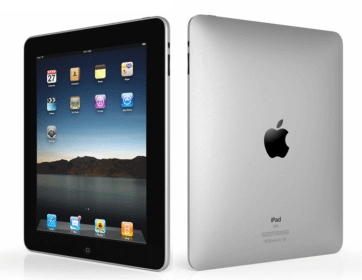 apple ipad 1st gen 4194579 - Tablets - A morte se aproxima?