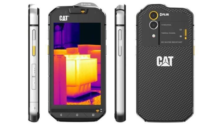 smt cats60 p5 720x405 - CAT S60 da Caterpillar abre espaço para a popularização das câmeras térmicas