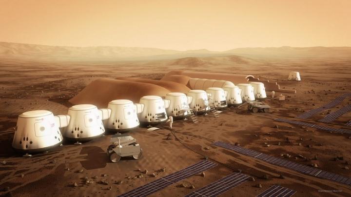 smt marte p1 720x404 - Astronauta crê na viabilidade de colônias em Marte