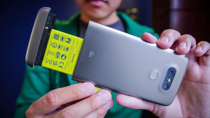 LG G5 e seus amigos, aparelho foi anunciado na MWC 2016