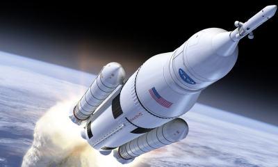 smt nasa capa2 - NASA prepara super foguete para trilhar as novas viagens espaciais