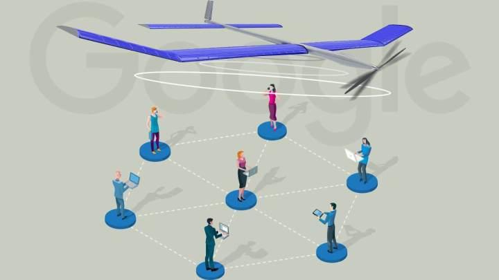 smt skybender p4 720x405 - Projeto Skybender do Google usará drones para fornecer conexão de alta velocidade