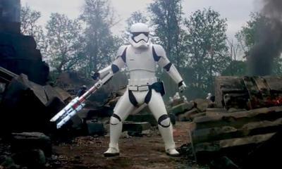 first order stormtrooper traitor - Traidor! Blu-Ray de 'Star Wars: O Despertar da Força' vaza na internet