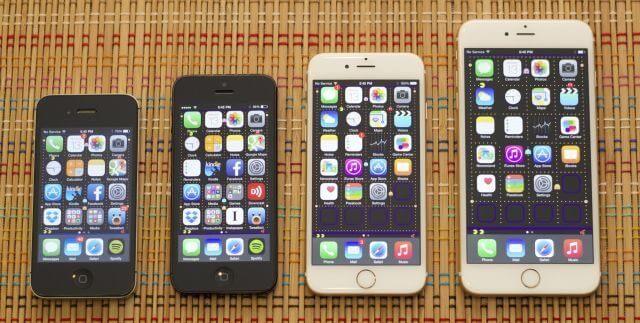 Seria a volta dos smartphones com tela de 4 polegadas? (reprodução/arstechnica.net)