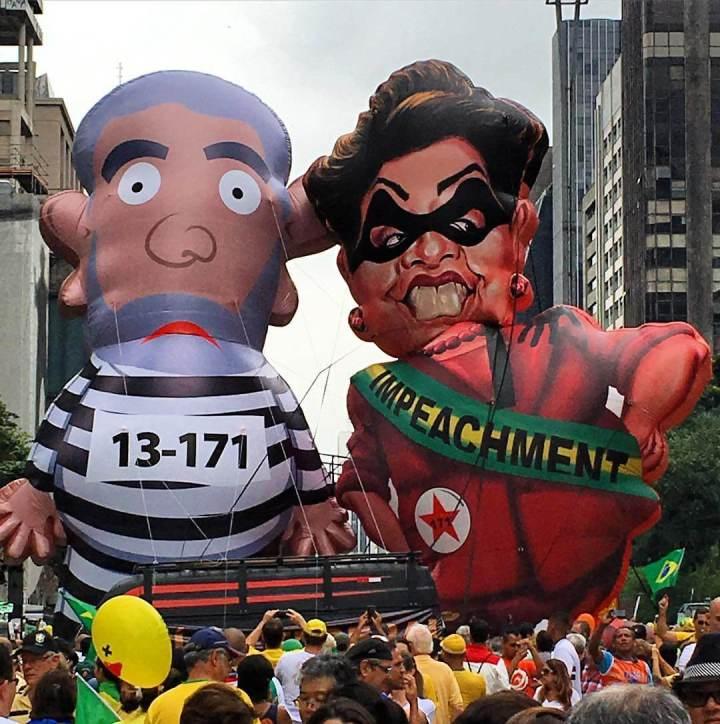 manifestacoes brasil 13 de maio lula dilma sao paulo vem pra rua pixuleco dilmeco 720x724 - Polêmicas: 10 dicas para discutir e dialogar corretamente
