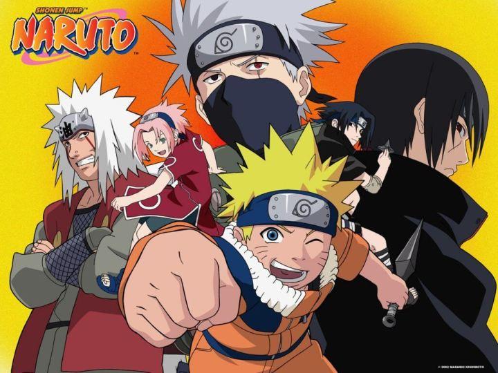 naruto anime 720x540 - Naruto Uzumaki chega ao seu navegador em um MMORPG online e gratuito