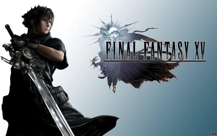 Noctis-Final-Fantasy-XV TOP 10 jogos de mundo aberto 2016