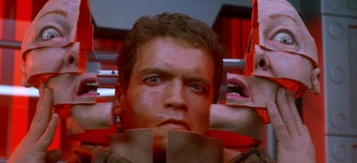"""o vingador do futuro 1990 1 - O trailer de """"As caças-fantasmas"""" foi tão ruim assim, ou Hollywood está precisando se renovar?"""