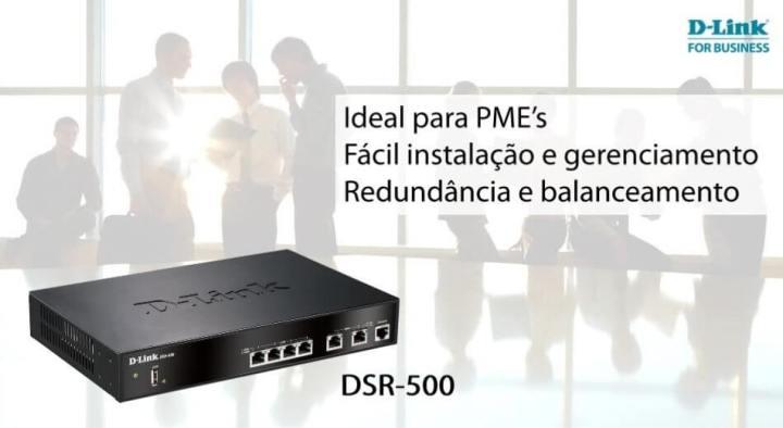 smt dlink dsr500 p2 720x394 - Nova linha de roteadores da D-Link promete conexões de altíssima velocidade