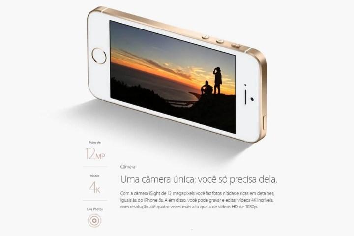 smt iphonese p4 720x480 - Apple apresenta iPhone SE e mais novidades em evento na cidade de Cupertino