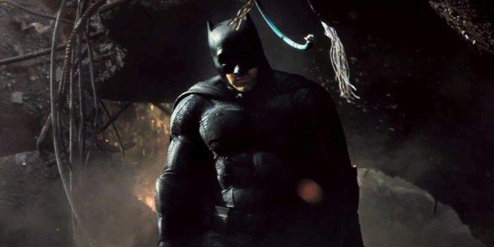 Curiosidades Batman vs Superman Batman