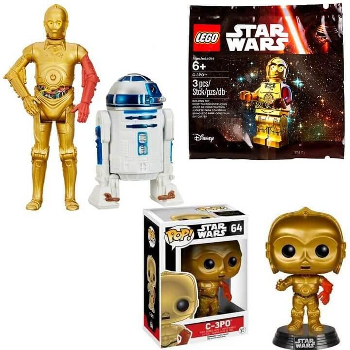"""c3po red arm 720x720 - Revelado o segredo do braço vermelho de C-3PO em """"Star Wars: O Despertar da Força"""""""