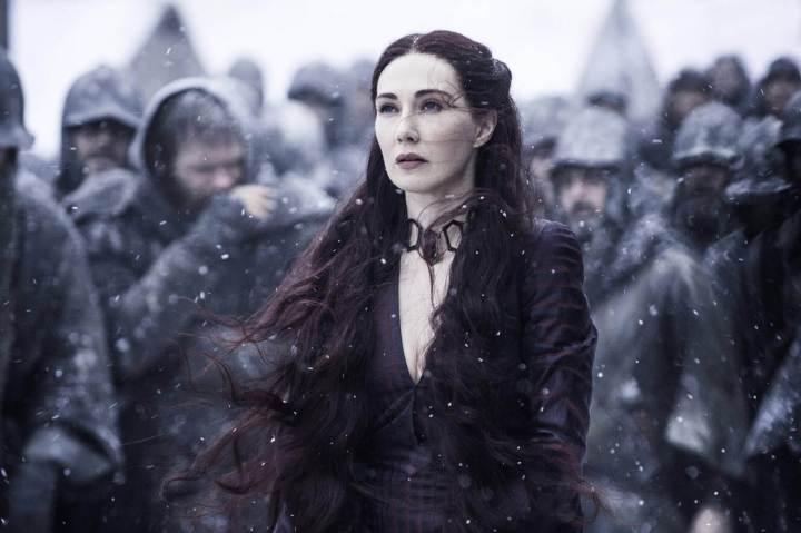 carice van houten melissandre got 720x479 - O que podemos esperar de Game of Thrones esta noite?