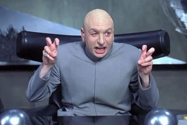 dr evil - Quem usa YouTube e Netflix terá que pagar mais pela internet, parece justo pra você?