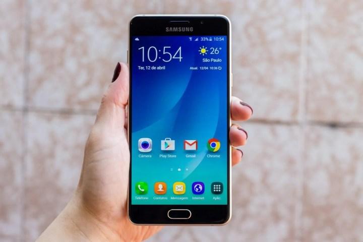 galaxy a5 2016 9 720x480 - Review Galaxy A5 (2016): um degrau abaixo do S7