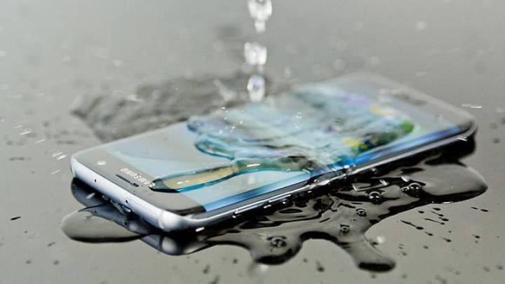 Galaxy Note 6 será resistente à água, assim como Galaxy S7
