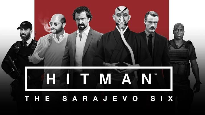 Hitman The Sarajevo Six