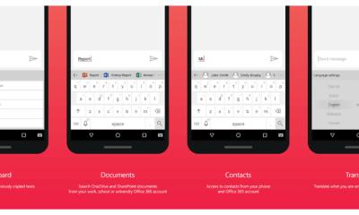 hub keyboard - Microsoft lança teclado virtual Hub Keyboard para iOS
